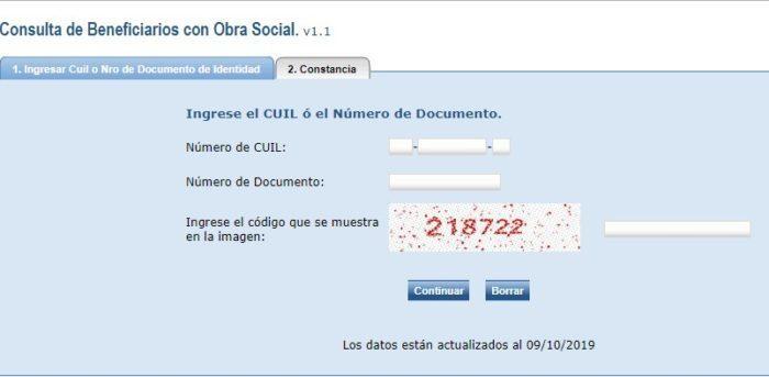 Cómo hacer una consulta de tu Obra Social a través de la red