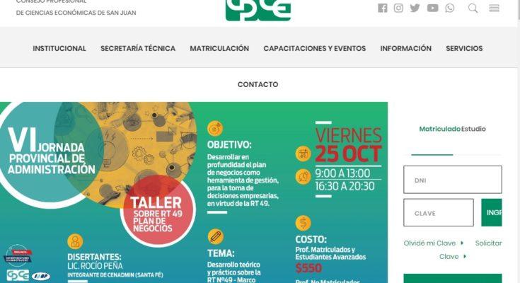 Cpcesj • Principales objetivos, servicios y competencias