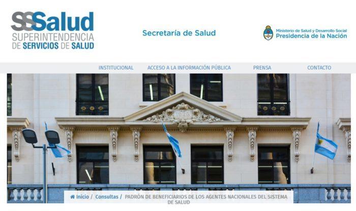 Cuáles son los principales objetivos de la Sssalud